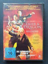TIGER & DRAGON  RELOADED     1 DVD    OVP, Neu   Action - Komödie