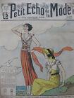 Juillet 1930 Le petit écho de la mode N°28 Au vent du large Illustré