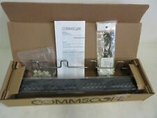 CommScope Uniprise Unp-6-Dm-1U-24 Cat 6 Unp 24-Port Patch Panel New Open Box