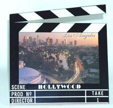 Director Film Movie Clapper Clear Acrylic Photo Frame 4 x 6
