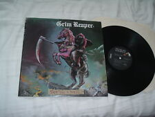 GRIM REAPER See You In Hell '83 LP ORIG US press pre-ONSLAUGHT MINT- !!!