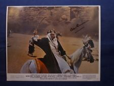 Alec Guiness Signed 8 x 10 Color Photo with COA