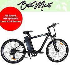Xport 350W 7 Speed Electric Mountain Bike w/ Lead Acid  Battery Shimano Gear
