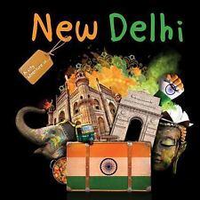 A City Adventure In: New Delhi by Amy Allatson (2017, Hardcover)