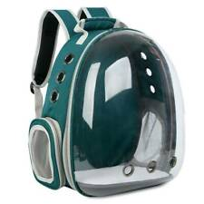 Portable Pet Carrier Backpack Space Capsule Travel Dog Cat Bag Transparent