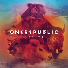 Native by OneRepublic (CD, Mar-2013, Interscope (USA)) NEW