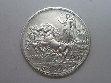 VITTORIO EMANUELE III - 2 LIRE 1915 QUADRIGA BRIOSA - ARGENTO