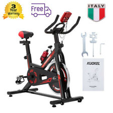 LED FORMAZIONE BICI DA SPINNING BIKE SPINBIKE BICICLETTA CYCLETTE INDOOR FITNESS