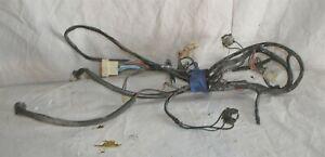 1982 Delorean DMC 12 OEM Front Headlight Wiring Harness