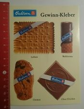 Aufkleber/Sticker: Bahlsen Gewinn Kleber (270816198)