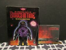 THE JOURNEYMAN PROJECT 2:  BURIED IN TIME 1995  + STRATEGY GUIDE
