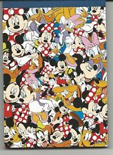 Disney Mickey Minnie Mouse Notepad