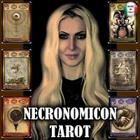 chiedimi un consulto tarocchi necronomicon mazzi di carte cartomanzia magia nera