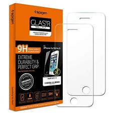 Spigen® [2 Pack] iPhone SE / 5S / 5 Screen Protector **Easy-Install Kit** SE