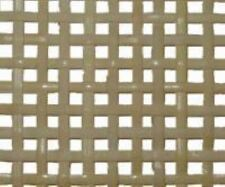 """Fine radio net bleached pre-woven cane webbing 24"""" wide. Sold by the inch. chair"""