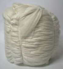 9.9kg Bump Superfine Merino Wool 17.5 micron top roving spinning felting