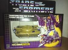 Transformers G1 Blitzwing reissue brand new Gift