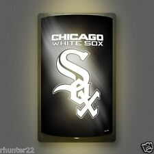 Chicago White Sox MLB Licensed MotiGlow™ Light Up Sign - Free USA shipping!