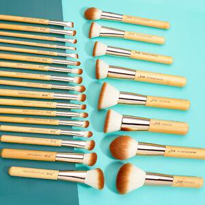Jessup Makeup BrushesSet 25Pcs Blush Powder Foundation Eyeshadow Blending Tool
