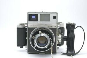 [Fast Neu] Mamiya Presse Super 23 6x9 W/100mm F/3.5 Aus Japan #890