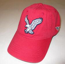 Nwt Mens American Eagle Light Red Adjustable Baseball Hat Cap