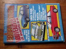 $$ Revue Echappement N°189 Mazda RX7  Alfa 33  24h du  Mans  Peugeot 505