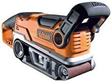 3in. Corded Belt Sander w/ Removable Bail Handles 1200-Watt Variable Speed Motor