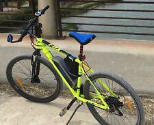 "Bicicletta elettrica a pedalata assistita Mtb Mountain-bike 27,5"" 21 velocità"
