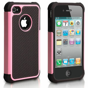 iPhone Case 5s 5c SE Shockproof Bumper Hybrid Rugged Protection Cover for Apple