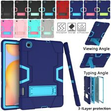"""For Samsung Galaxy Tab S6 Lite 10.4"""" Tablet  Hybrid Shockproof Case Stand Cover"""