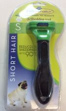 Furminator Professional DeShedding Tool for Small Dogs w/ SHORT HAIR