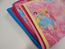Disney Princesses Blanket -Pink - Large Size 100cm x 128cm - Fleece Backed