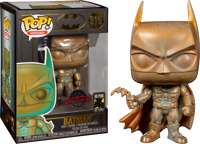 Batman Patina 80th Funko Pop Vinyl New in Mint Box + Protector