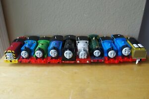 Trackmaster Thomas and Friends Train Engine Lot 10 NON-WORKING FOR PARTS REPAIR