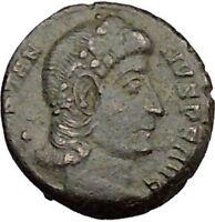 CONSTANTIUS II son of Constantine the Great Roman Coin Wreath of success i39374