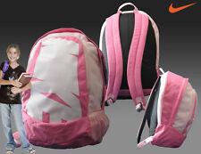 NIKE WOMENS GIRLS BACKPACK SCHOOL GYM SPORTS BAG Pink + Adidas WALLET