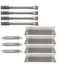 Hisencn Gas Grill Repair KIT Burners, Heat Plate Shield  for Kenmore 122.16134,,