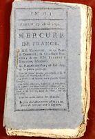 Louis 16 à Saint Cloud 1791 Cusset Allier Robespierre Révolution Française Roi