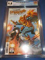Symbiote Spider-man Alien Reality #3 Saviuk Variant CGC 9.8 NM/M Gorgeous Gem