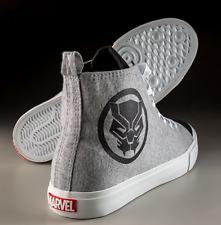 Men's Marvel Black Panther High Top Sneaker