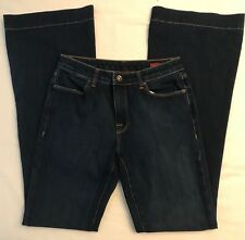 EXPRESS X2 Quality Denim Jeans Boot Cut Size 4s NWOT. Made In USA