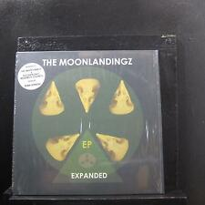 "The Moonlandingz - Expanded 10"" EP Mint- CHIM32 Green Vinyl Record w/Mp3"