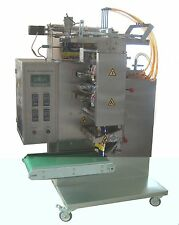 Four-lanes Shampoo Packing Machine/Ketchup Sealers/Tomato Sauce Wrapping Machine
