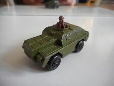 Matchbox Superfast Stoat in Army Green