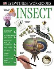 Eyewitness Workbooks: Insect (DK Eyewitness Books) by Hoare, Ben
