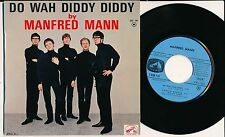 "MANFRED MANN 45 TOURS EP 7"" FRANCE DO WAH DIDDY DIDDY"