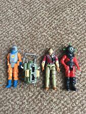 vintage gi joe/action force figures joblot 1980s toys