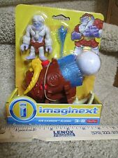 Fisher Price Imaginext New Yeti Ice Cannon Sleigh Trap Watch Out Oh No Beware
