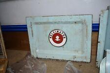 Foodarama Kelvinator 50's VTG 1955 refrigerator compressor door cover panel