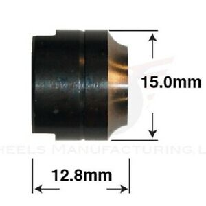 Wheels Manufacturing Hub Axle Cone (9mm x 26 Front) (CN-R084)